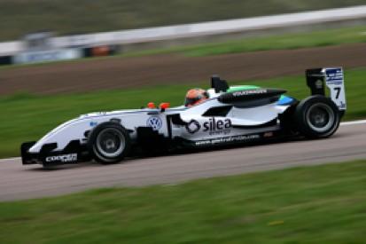 Pietro Fantin beats Carlin drivers to pole for Rockingham British Formula 3 races