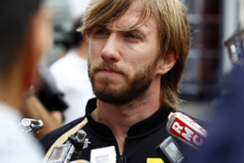 Nick Heidfeld and Renault formally part company