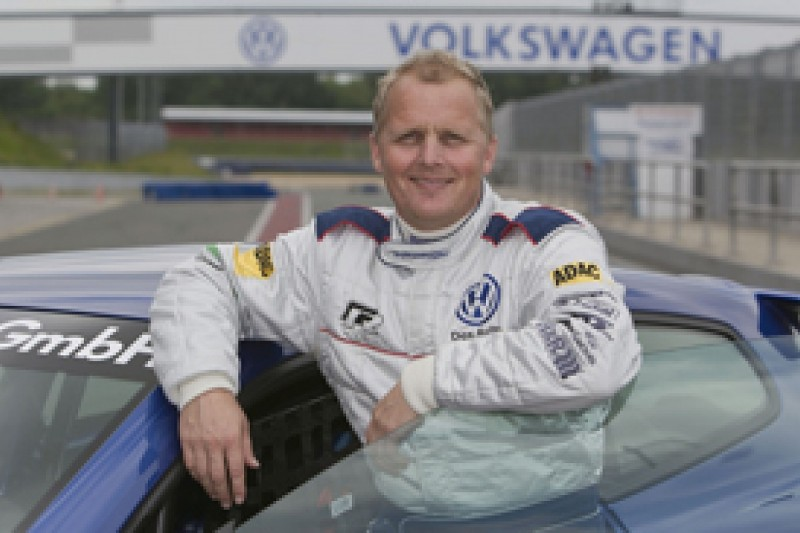 Johnny Herbert and Mark Blundell back to VW Scirocco-R Cup at Brands Hatch