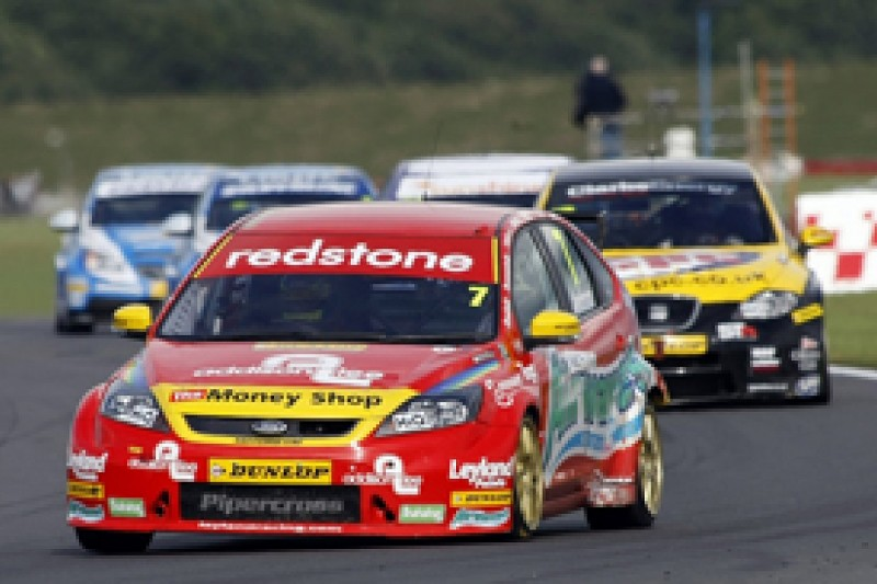Mat Jackson believes Knockhill BTCC round will be a Chevrolet benefit