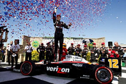 Will Power wins as Pesnke dominates at Sears Point
