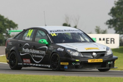 BTCC squad Triple 8 Engineering to compete in UAE Touring Car Championship