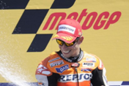 Casey Stoner says he could have gone even quicker on way to Indy GP win