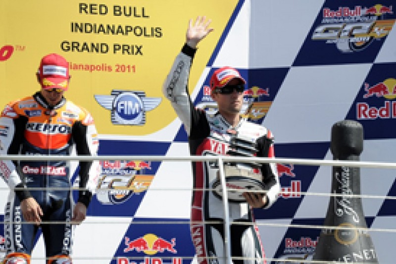 Ben Spies does not believe his poor opening lap affected his Indy GP finishing spot