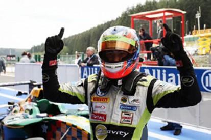 Richie Stanaway wins on GP3 debut at Spa