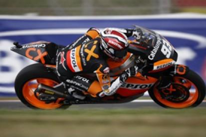 Marc Marquez takes last-gasp Moto2 Indianapolis GP pole from Simone Corsi