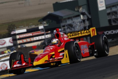 Martin Plowman sets pace in second IndyCar practice at Sears Point