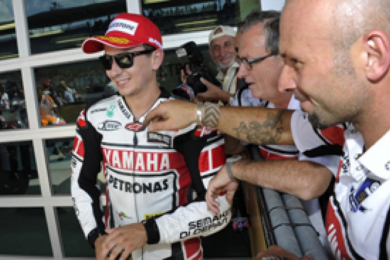 """Jorge Lorenzo will settle for podium at Indianapolis Grand Prix after """"nightmare"""" weekend"""