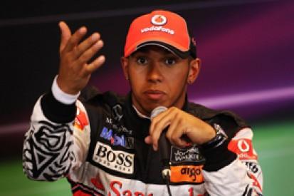 Hamilton adamant Maldonado collision was no racing incident