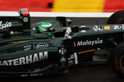 Heikki Kovalainen says 17th was the best possible Belgian GP grid spot he could achieve