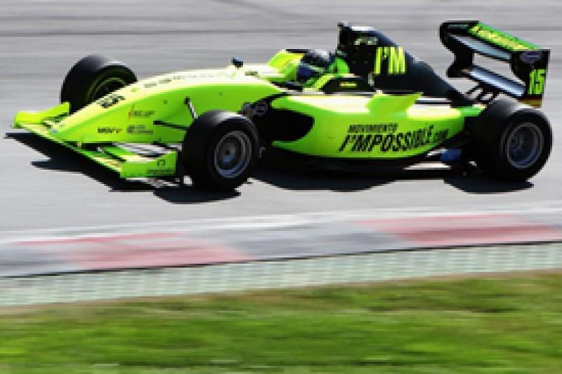 Ramon Pineiro beats Mirko Bortolotti to Formula 2 pole in Austria