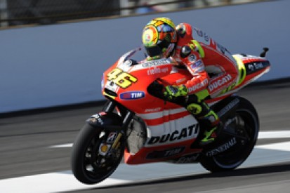 Valentino Rossi hits out at Bridgestone over Indianapolis tyre allocation