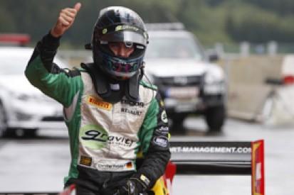 Christian Vietoris keeps Spa GP2 pole despite yellow flag query