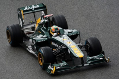 Karun Chandhok frustrated as wet weather ruins another Friday practice session