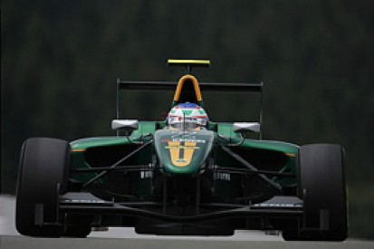 Points leader Bottas sets pace in Spa free practice