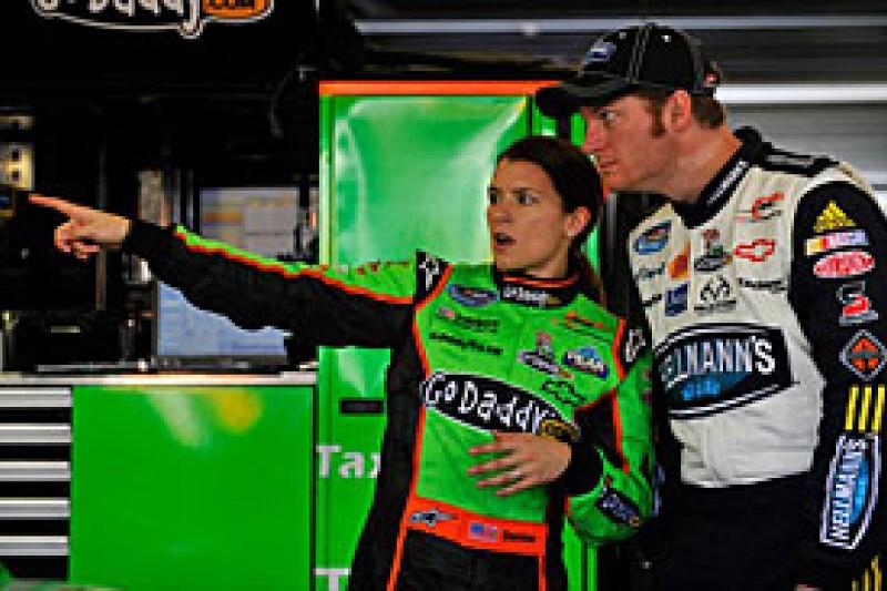 NASCAR welcomes Danica Patrick's switch, IndyCar bids her farewell
