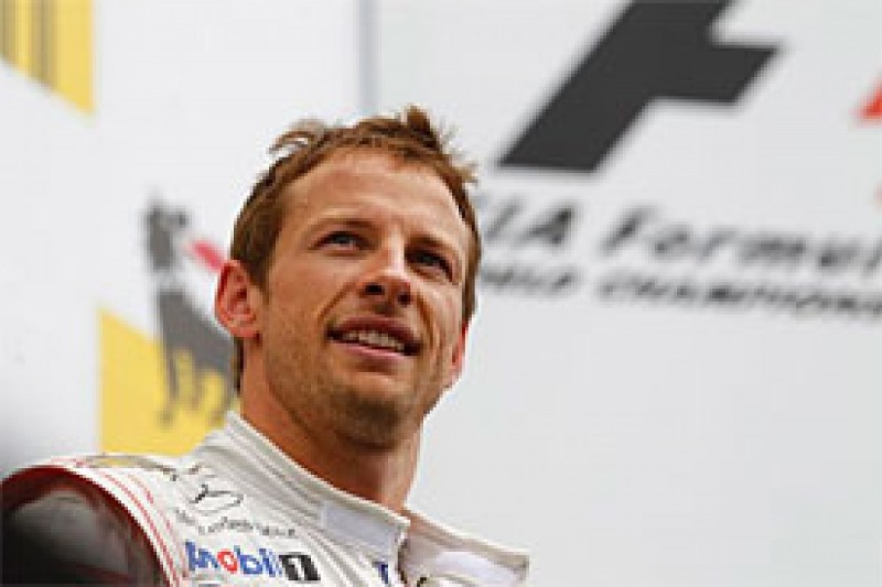 Jenson Button believes McLaren is the team to beat at the Belgian Grand Prix