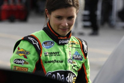 Danica Patrick confirms switch to NASCAR in 2012