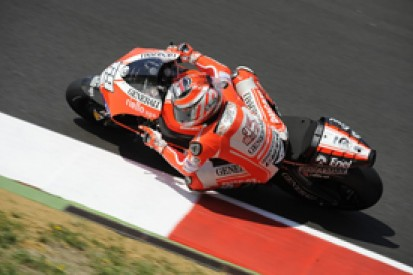 Nicky Hayden to ride Ducati GP11.1 at Indianapolis Grand Prix