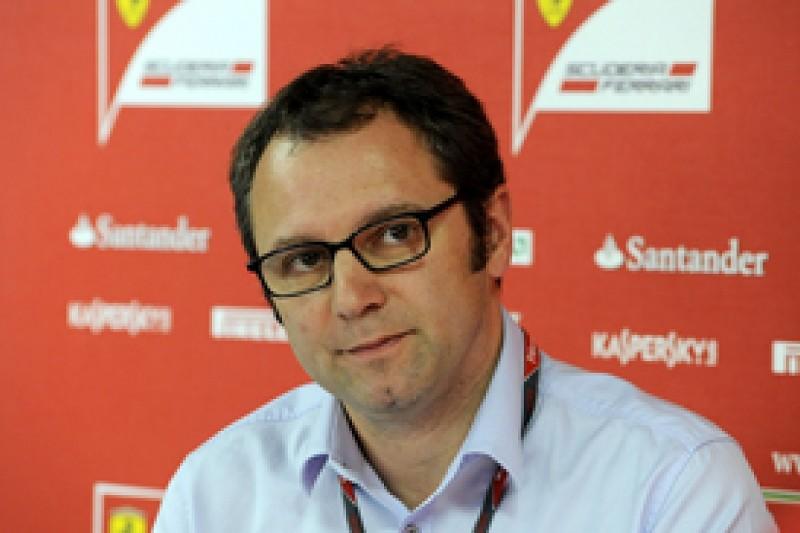 Ferrari already working flat-out on 2012 Formula 1 challenger