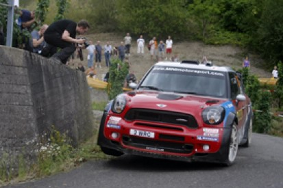 Mini WRC team officials praise Kris Meeke's Rallye Deutschland performance