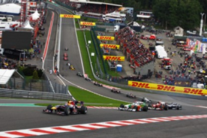 FIA could ban DRS use at Eau Rouge during Belgian GP weekend amid safety concerns