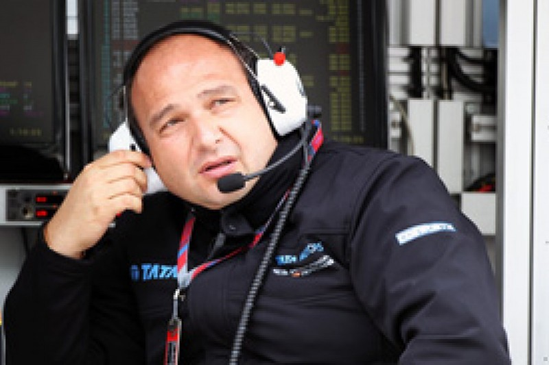 """Colin Kolles says HRT is """"quite safe"""" and in a better position financially than some rivals"""