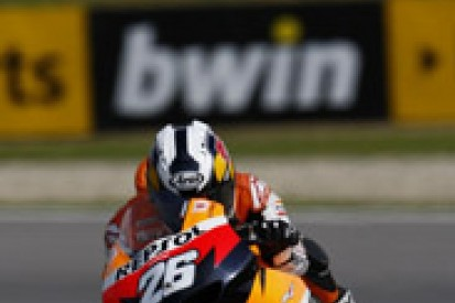 Dani Pedrosa takes first pole of 2011 in Czech Grand Prix qualifying