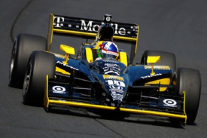 Dario Franchitti storms to his second pole of 2011 at New Hampshire
