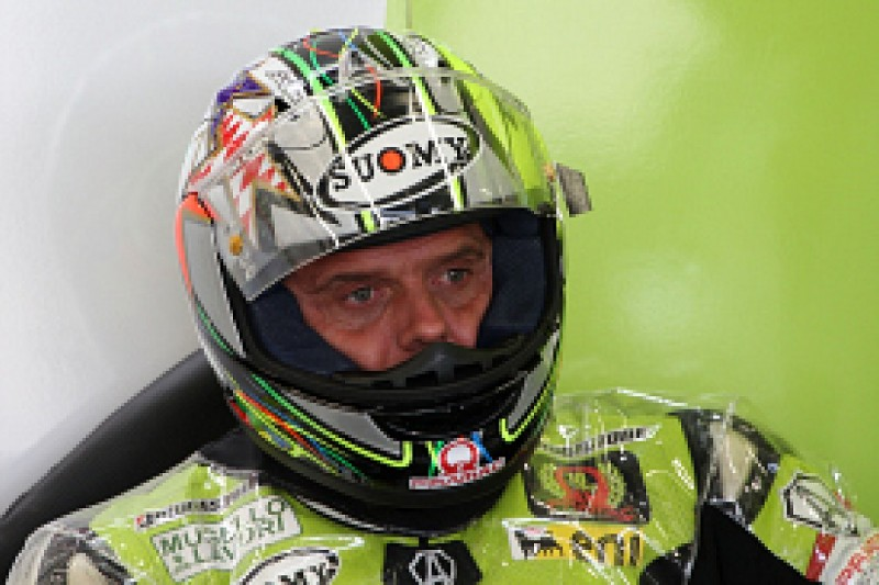 Loris Capirossi open to idea of quitting MotoGP for World Superbikes in 2012