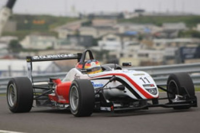 Roberto Merhi goes fastest for Prema in second practice for Formula 3 Masters