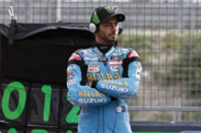 John Hopkins to miss Czech Grand Prix through injury