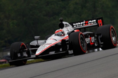 Will Power lost out to Jenson Button in the Rankings after the Australian was caught out at Mid-Ohio