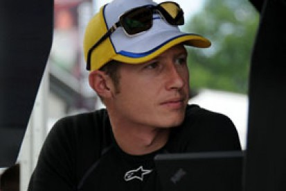 Ryan Briscoe is hoping to match his 2008 feat and win from second at Mid-Ohio