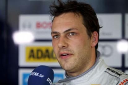 Mercedes driver Gary Paffett targets podium at Nurburgring DTM round