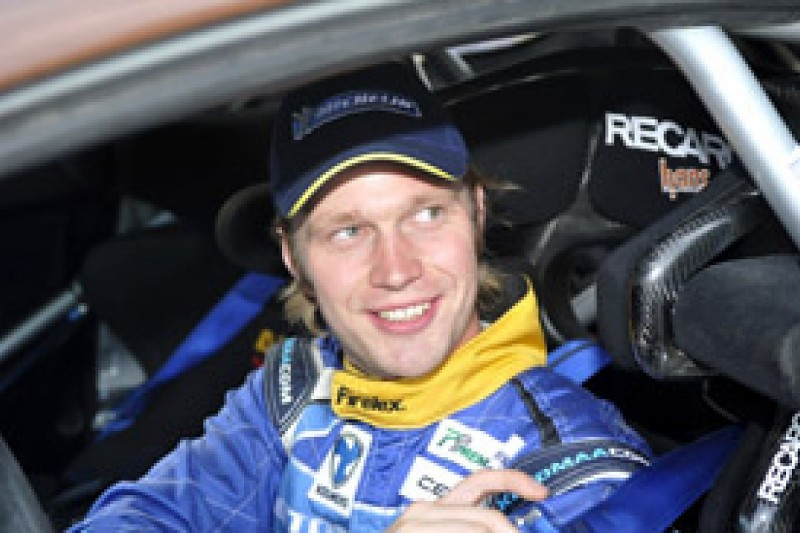 Jari Ketomaa to compete in six WRC events in Ford machinery in 2012