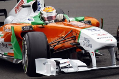 Adrian Sutil thinks Spa and Monza will be Force India's best circuits of the year