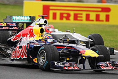 Mark Webber laments wrong tyre call during Hungarian Grand Prix
