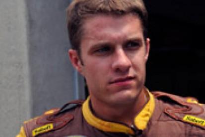 David Ragan on pole for the Brickyard 400 at Indianapolis