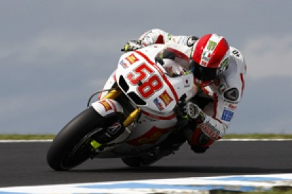 Marco Simoncelli wants more podiums after career-best finish in Australia