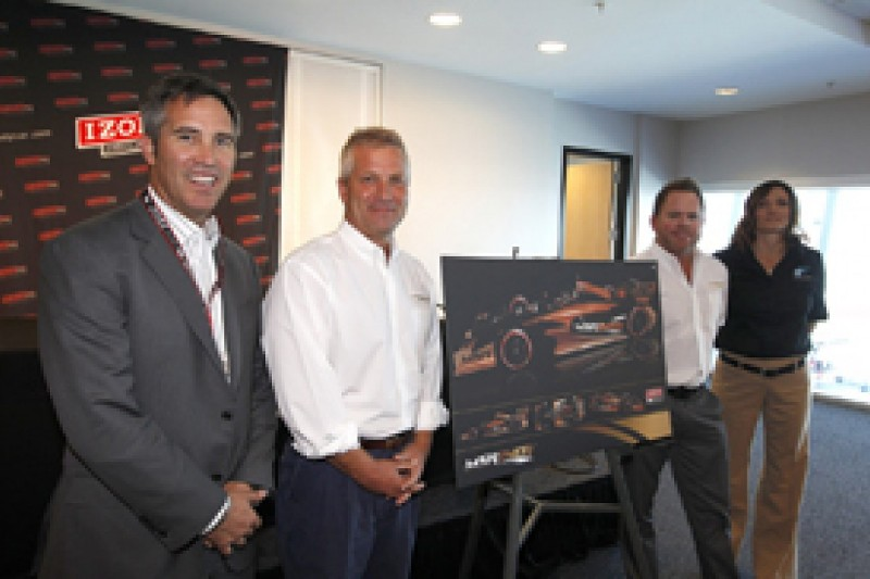 Michael Shank Racing to join IndyCar Series in 2012