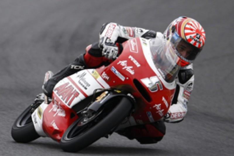 Johann Zarco on 125cc Australian GP pole, despite late crash