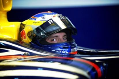 Toro Rosso to run Jean-Eric Vergne in Friday practice at three grands prix