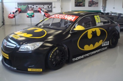 Thorney Motorsport unveils NGTC Vauxhall Insignia ahead of Silverstone BTCC debut