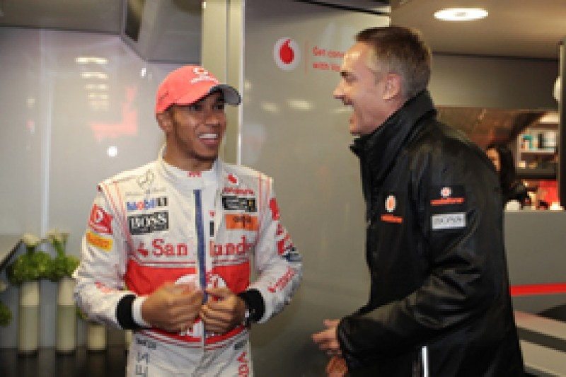 Martin Whitmarsh says Lewis Hamilton will bounce back from his bad run of form