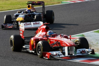 Ferrari says only small improvements needed to fight for 2012 F1 title