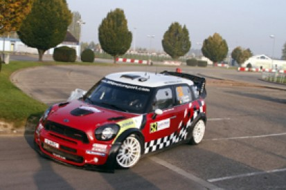 Kris Meeke furious after corner-marking pole nearly ends his Rally of France
