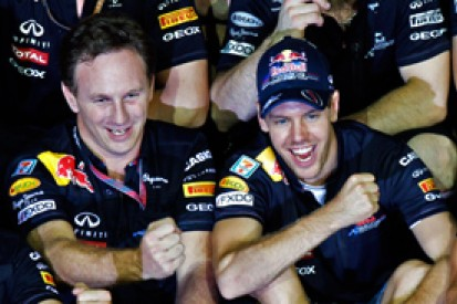 Red Bull Racing wants to clinch title in style with victory in Japan