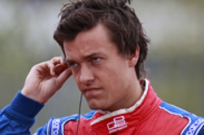 Jolyon Palmer to drive for iSport and Addax at Jerez GP2 test