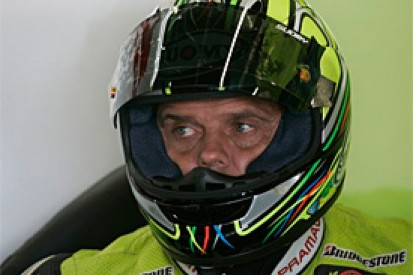 Loris Capirossi to miss Japanese GP due to shoulder injury